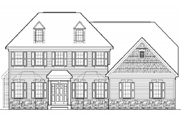 DaVinci Front Elevation1.pub